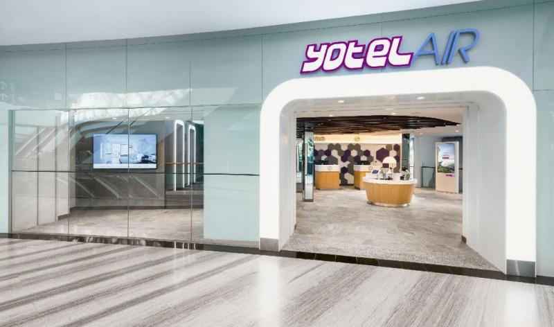 シンガポールJewel内のホテル