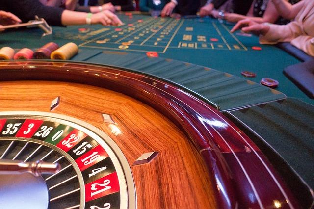 シンガポールの観光スポット マリーナベイサンズのカジノ