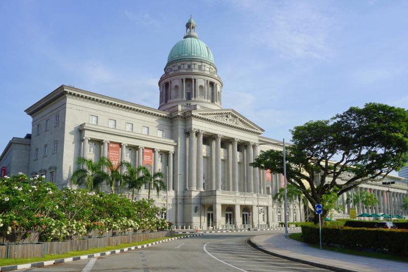ナショナルギャラリーシンガポール