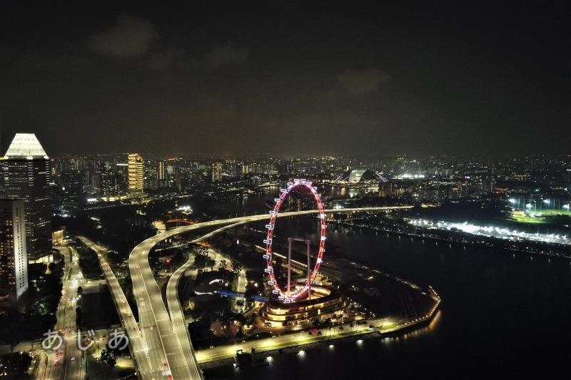 シンガポールフライヤー(大観覧車)
