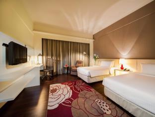 ビレッジホテルブギスの部屋