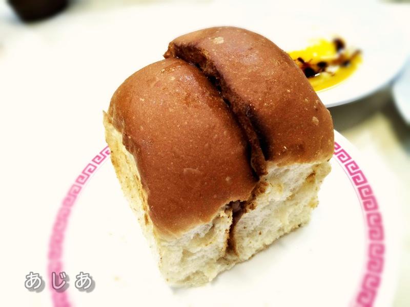 喜園咖啡店(YY Kafei Dian)のふわふわカヤトースト