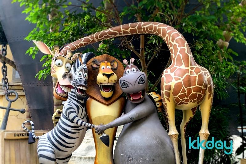 kkdayのチケット対象アクティビティ(マダカスカル)