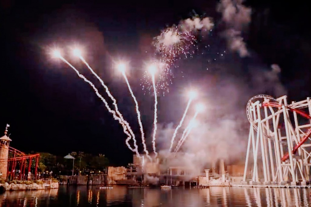 Christmas Fireworks Spectacular